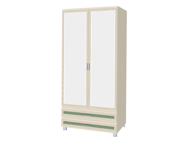 ШК-846 Шкаф для одежды и белья 2172х896х580