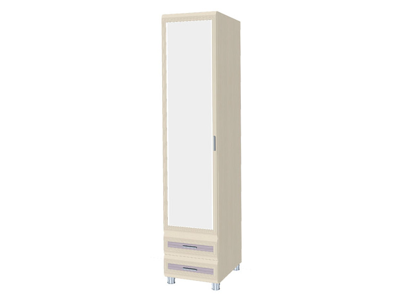ШК-848 Шкаф для одежды и белья 2172х448х580