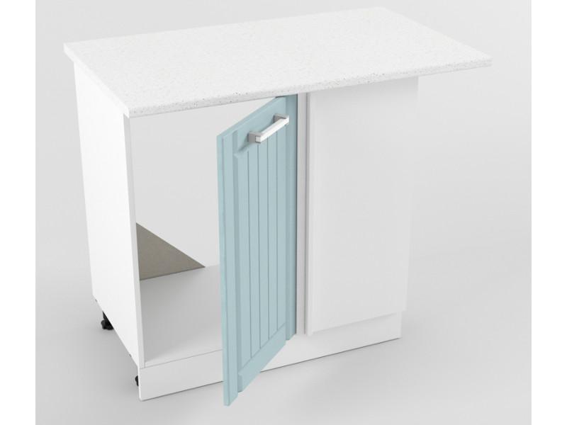 Нижний шкаф прямой угловой 850х1000х600