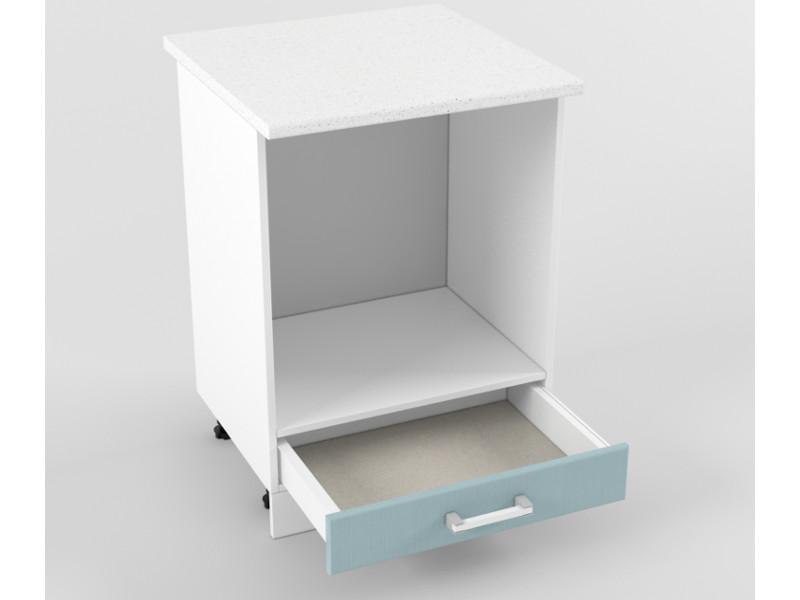 Нижний шкаф Н 600 плита 850х600х600