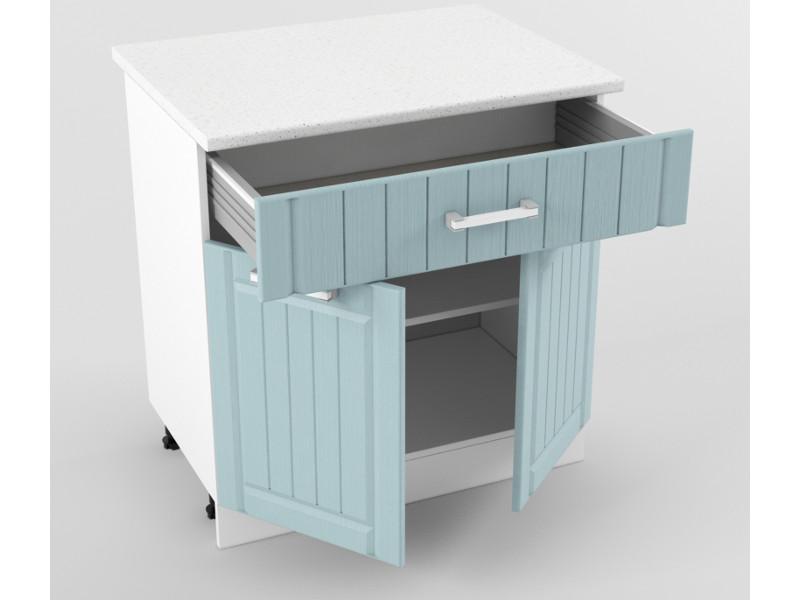 Нижний шкаф Н 800 1 ящик 2 двери 850х800х600