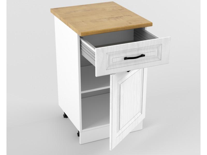Нижний шкаф Н 500 1 ящик 1 дверь 850х500х600