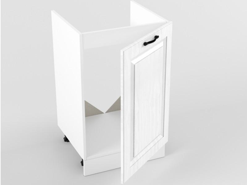 Нижний шкаф Н 500 мойка 1 дверь 822х500х473