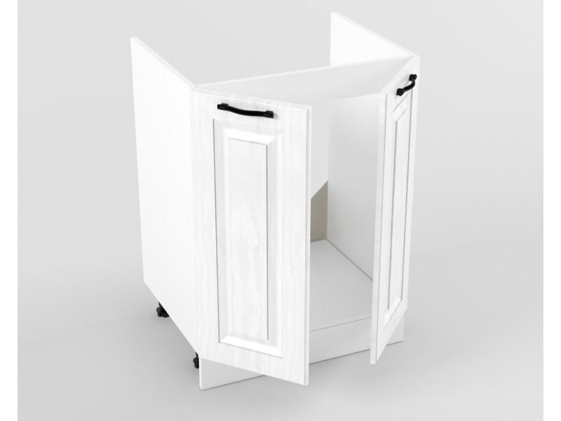 Нижний шкаф Н 600 мойка 2 двери 822х600х473