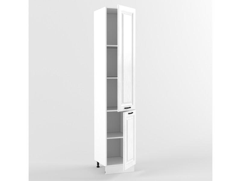 Пенал 2 двери 2140х400х556