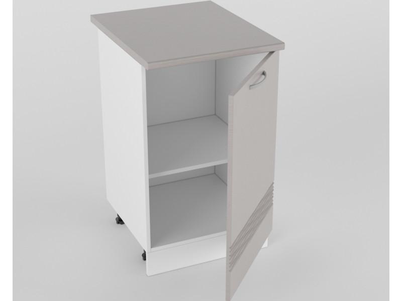 Нижний шкаф Н 500 1 дверь 850х500х600