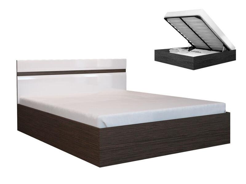 Кровать 1642х900х2040 мм с ПМ