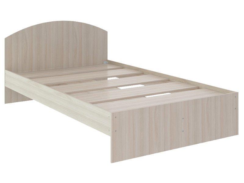 Кровать 0.9 без ящика 2040x940x700 спальное место 90х200