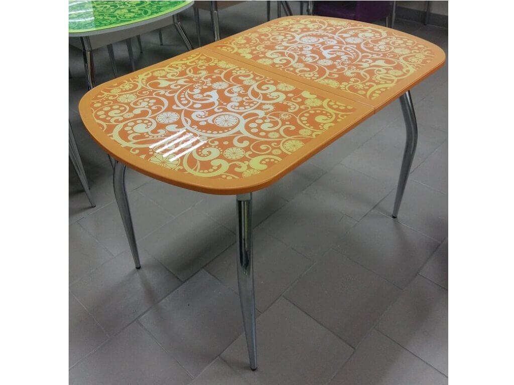 Терра-оранж цитрус