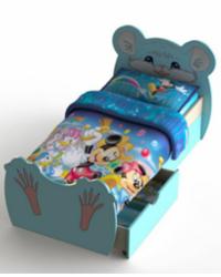Кровать Мышонок 854х1432х731
