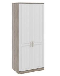 Шкаф для одежды с 2-мя глухими дверями СМ-223.07.003 2178х900х580 мм
