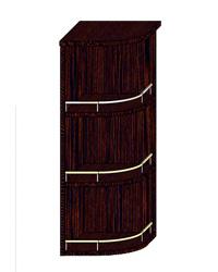 Шкаф торцевой универсальный 10.18 320х320х830