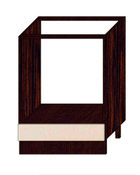 Стол под встраиваемую технику 10.57.1 600х470х820 без столешницы