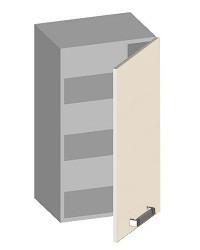 14.01 Шкаф навесной 400 с глухим фасадом. Размер 400х320х720
