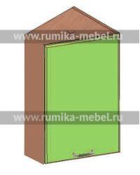 Шкаф ВУЗ 300 1 дверь Размер 300x300x720