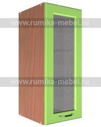 Шкаф В-300 1 дверь со стеклом Размер 300x300x720