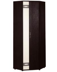 Шкаф для одежды угловой универсальный 36.02 750х750х2140 мм.