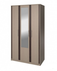 Шкаф 3-х дверный с зеркалом СТЛ.105.03 1200х600х2180